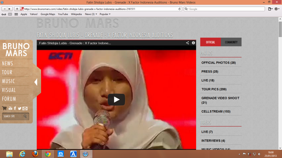 x-factor Indonesia